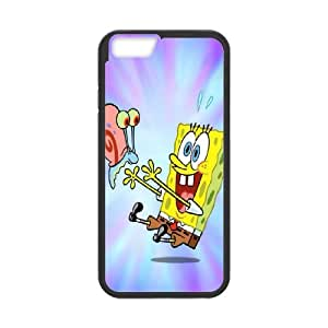 Hardshell Protective Spongebob cover case For iPhone 6 4.7 Inch QW1F2919