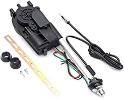 Migvela Car Antenna Car Signal Electric Antenna Automatic
