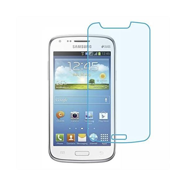 actecom® Protector Pantalla Cristal Templado Compatible con Samsung Galaxy Core DUOS GT-i8262 4