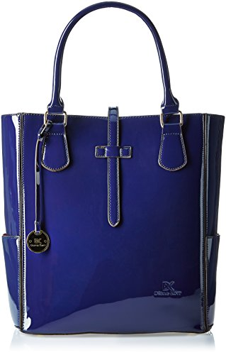 Diana Korr Women's Shoulder Bag (Blue) (DK25HDBLU)