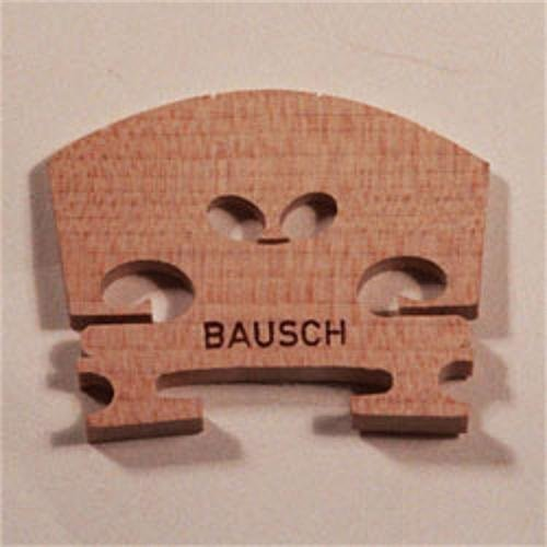 UPC 000168171444, Fitted Violin Bridge (4/4 Size)