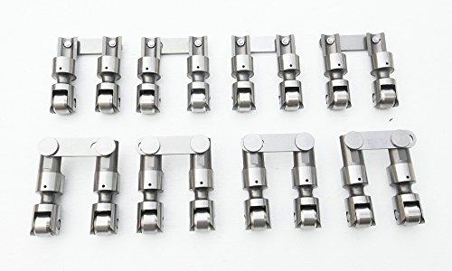 8620 Steel Racer Mechanical Solid Roller Lifter GMC/CHEVY SBC ALL V8 0.300″ Taller Block Vertical Link Bar
