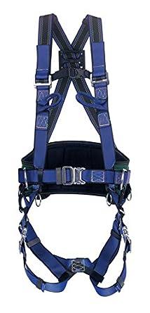 Honeywell 1003023 Miller Elastokuik Confort Harness S: Amazon.es ...