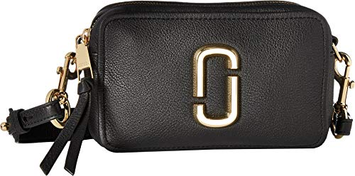 Marc Jacobs Women's The Softshot 21 Bag, Black, One Size ()