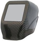 Jackson Safety 24737 WH10 HLX 100 Passive Welding Helmet, 10, Carbon Fiber, 4 1/2'' x 5 1/4'', Carbon Fiber