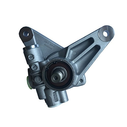 DRIVESTAR 21-5193 Power Steering Pump for 2006-2011 Honda Ridgeline 3.5L V6, OE-Quality New Power Steering Pump 2006 2007 2008 2009 2010 2011 Ridgeline, 3.5 Power Steering Pump Honda Ridgeline V6