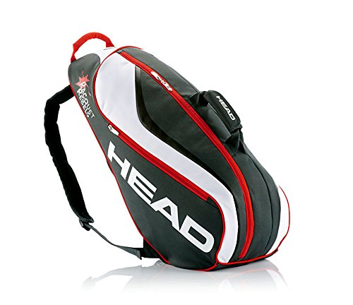 Head Novak Djokovic Junior Combi 6 Racquet Tennis Bag