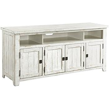 Amazon.com: Martin Furniture Eclectic Harmon Four Door ...