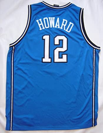 ... spain dwight howard orlando magic authentic blue away unsigned jersey  91eac 9b5ed 219133266