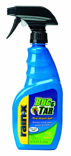 Rain-X 5067818 Bug and Tar Defense Pre-Wash Gel - 16 fl oz.