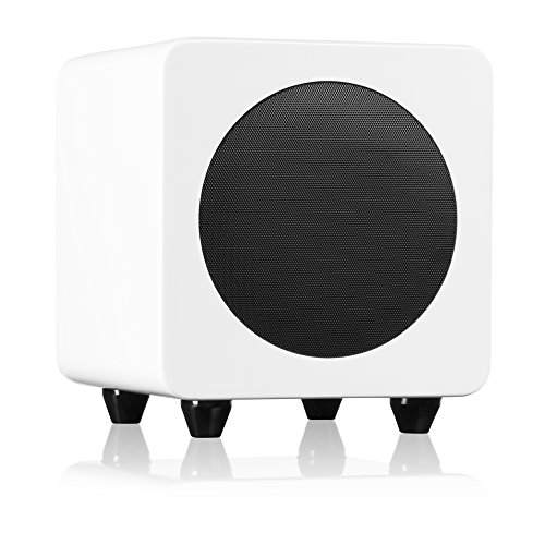 Kanto SUB6GW Powered Subwoofer (Gloss White)