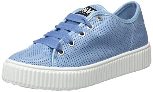 Break&Walk Hv220906, Zapatillas para Mujer Azul (Blue)