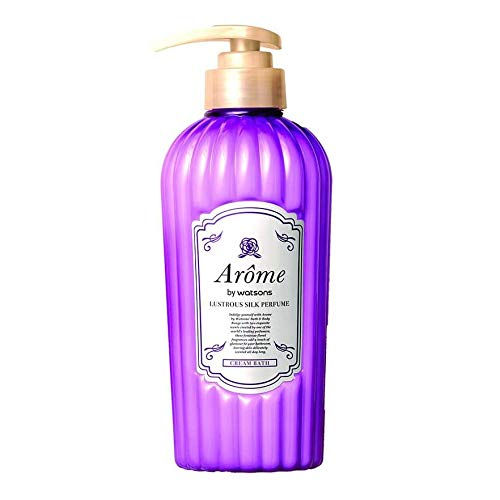 Arome by Watsons Lustrous Silk Perfumed Cream Bath 500 ()