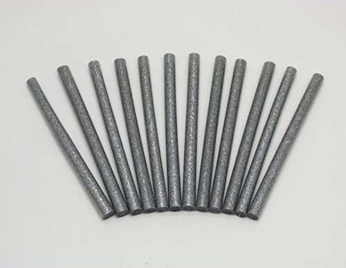 (Silver Glitter Glue Sticks mini X 4