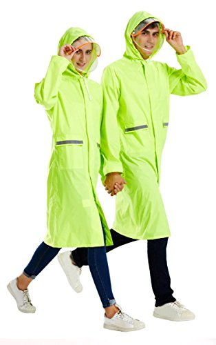 Length Raincoat - 5