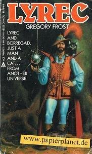 book cover of Lyrec