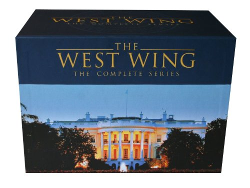 The Complete West Wing TV Series DVD Collection [44 Disc]Box Set: Season 1, 2, 3, 4, 5, 6 and 7 + Loads of - Wing Collection West