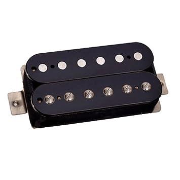 Tonerider AC4 Alnico IV - Pastilla humbucker clásica para puente, color negro: Amazon.es: Instrumentos musicales