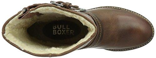 Borg largas Botas Brwn Footwear mujer 702e6l520 Marrón para Björn dzUPq7wxd