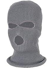 kowaku 3 Hole Balaclava Knit Full Face Ski Mask