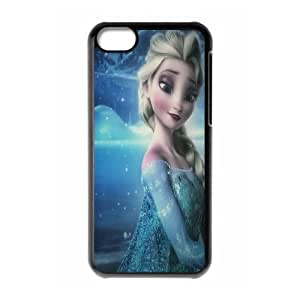 Custom Frozen 2014 Disney Cartoon Lovely Snowman Olaf Hard Case for Iphone 5c AML217569