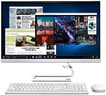"""Lenovo AIO 3 IdeaCentre All in One 3, Pantalla de 27"""" Full HD, Procesador Intel Core i5-10400T, 512 GB SSD, RAM 16 GB, Windows 10, Teclado y ratón Inalámbricos, Color Blanco"""
