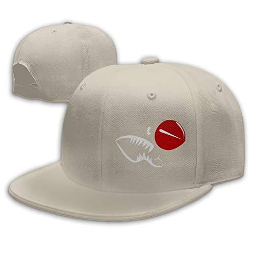 P40 Warhawk Shark Mouth Hat Adjustable Flat Bill