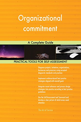 Organizational commitment A Complete Guide