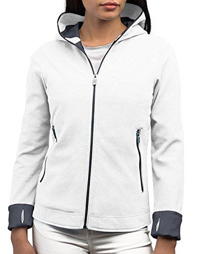 SCOTTeVEST Chloe Glow - Womens Hoodies - Sweatshirts for Women - Workout Hoodie (FRS -