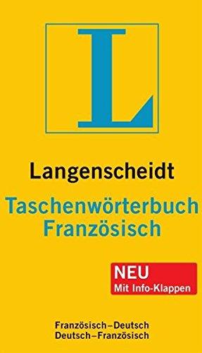 Langenscheidt Taschenwörterbuch Französisch: Französisch-Deutsch/Deutsch-Französisch (Langenscheidt Taschenwörterbücher)