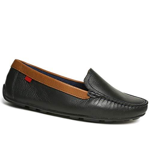 Women's Genuine Leather Made in Brazil Luxury Venetian Driving Loafer