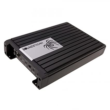 Amazon.com: Soundstream PA5.1600 Picasso Series 1600W Class AB 5-Channel Amplifier: Car Electronics