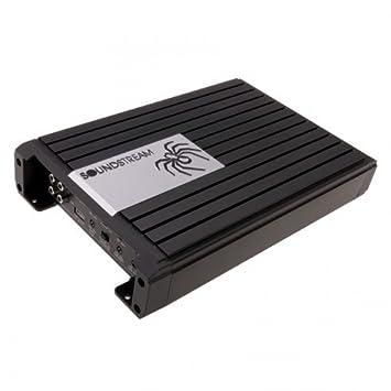 Soundstream pa5.1600 Picasso Series 1600 W Class AB – Amplificador de 5 canales