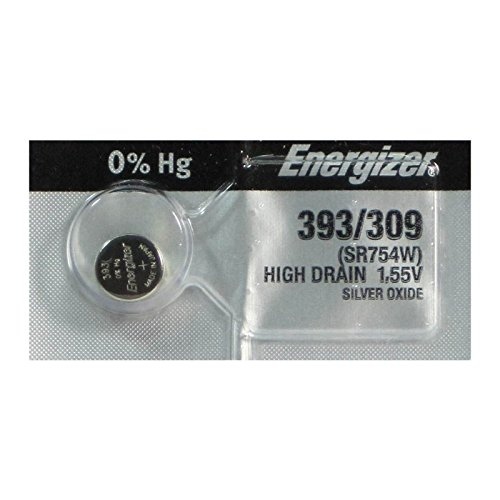 Energizer SR754SW Silver Oxide Batteries
