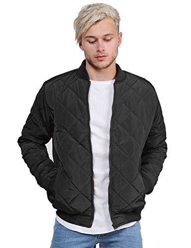 Quilted Bomber - 2