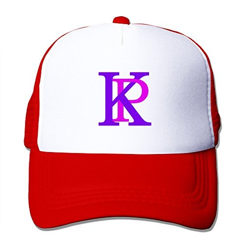 Prismatic World Tour Costumes (SAXON13 For Men Women Baseball-caps Meshback Katy Perry Hat Cpas Red)
