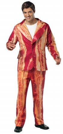 Bacon Suit (Men's) Adult Costume