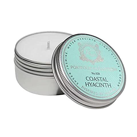 Aquiesse Coastal Hyacinth Soy 20 Hr Travel Tin Candle - Travel Tin Scents