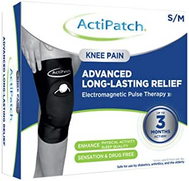 ActiPatch Advanced Long Lasting Relief - Knee Pain (S/M)