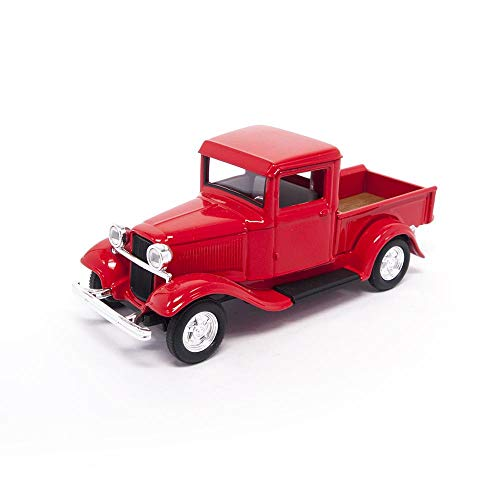 Road Signature 94232 Scale 1:43 1934 Ford Pick Up, Red