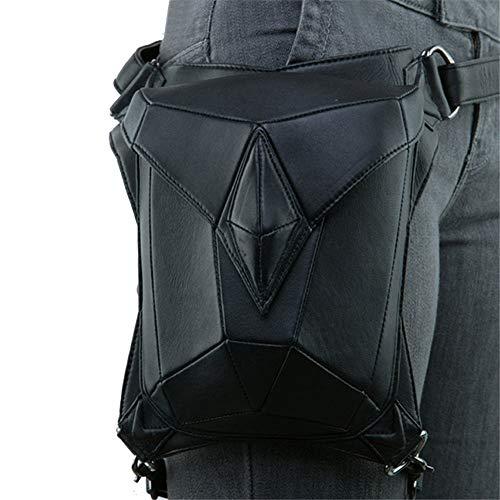 Damenhandtaschen SODIAL Steampunk Retro Motorrad Tasche