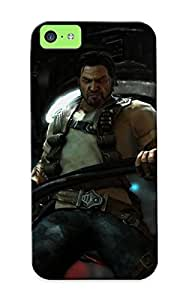 Standinmyside 09144cf2666 Case For Iphone 5c With Nice Starcraft Ii Jim Raynor Appearance