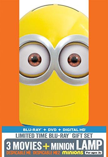 Despicable Me 3-Movie Collection [Blu-ray] (Despicable Movie)