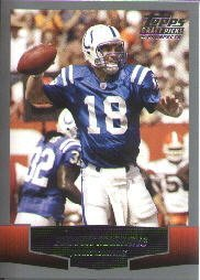 2004 Topps Draft Picks and Prospects Football Card #25 Peyton Manning ()