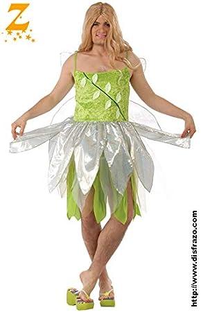 Disfraz Campanilla Hombre: Amazon.es: Juguetes y juegos
