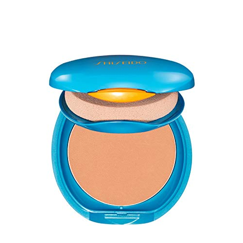 - SHISEIDO UV Protective Compact Foundation (REFILL) in LIGHT IVORY Broad Spectrum SPF 36 Sunscreen Full Size 12 g / 0.42 OZ. In Retail Box