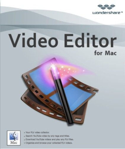 Wondershare Video Editor for Mac [Download]