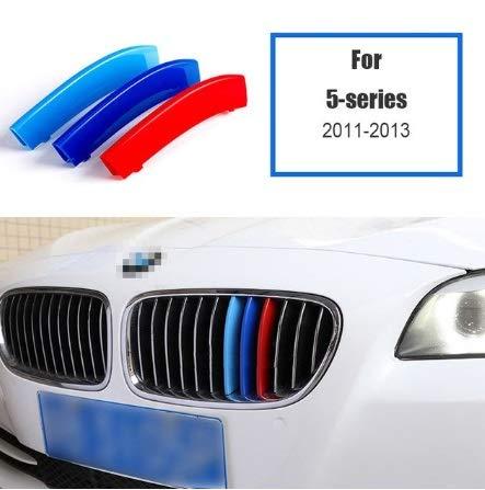 MRS Embellecedor Parrilla Delantera BMW ((3 Piezas a 3 Colores en ABS))