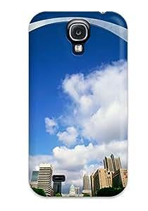 AnnaSanders Slim Fit Tpu Protector UpJerQC103mVuyR Shock Absorbent Bumper Case For Galaxy S4