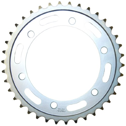 UPC 840019108751, Sunstar 2-351538 Silver 38-Teeth Standard Steel Rear Sprocket for Chain Size 520